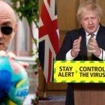 Dominic Cummings - Boris Johnson 24/5