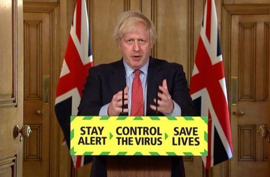 Boris Johnson PM