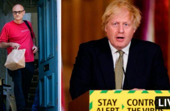 Boris and Dominic