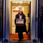 Dominic Cummings - kicked out of No 10