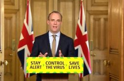 Dominic Raab Foreign Secretary