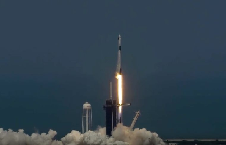 NASA and SpaceX Launch Astronauts to Space!