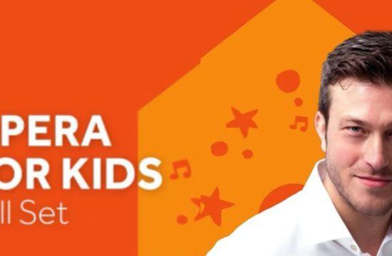 Opera for Kids: Maciek O'Shea