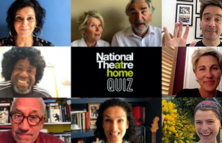 National Theatre at Home Quiz 2