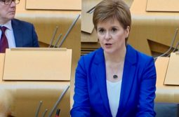 Scottish lockdown easing starts 28 May