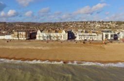 Hythe Beach Sea Defence