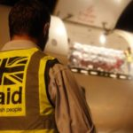 UK aid goes to Foreign Office