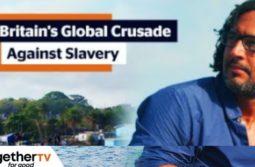 Britain's Global Crusade Against Slavery