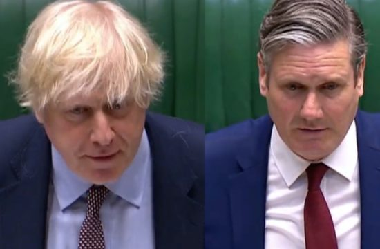 Boris and Keir
