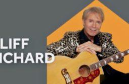 Cliff Richard: exclusive lockdown set