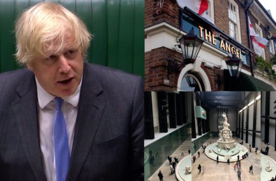 Boris Johnson - Prime Minister