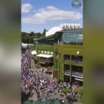 heaving Wimbledon