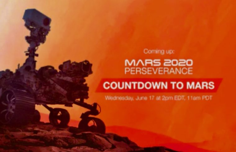 NASA's Mars 2020 Perseverance Rover