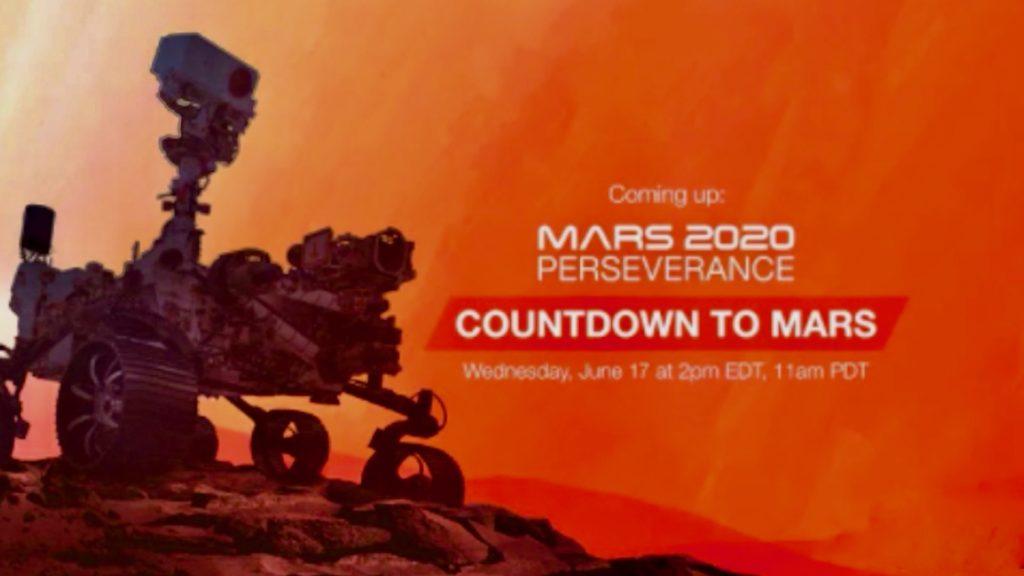 NASA's Mars 2020 Perseverance Rover - Live 19:00 | YNUKtv