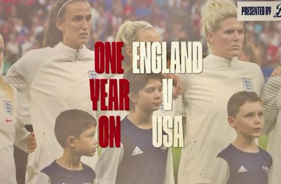 One Year On - England v USA