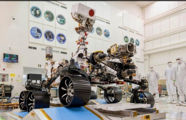 Perseverance Mars Rover Pre-Launch News Conference