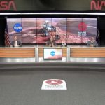 Mars news conference