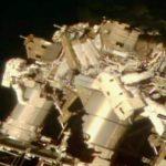 astronauts Chris Cassidy and Robert Behnken