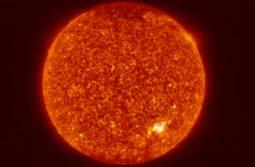 The Sun Up Close