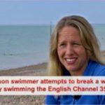 Marathon Swimmer Chloe McCardel