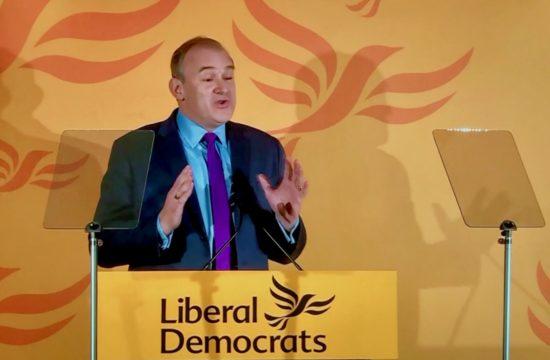 New Liberal Democrat leader: must start listening