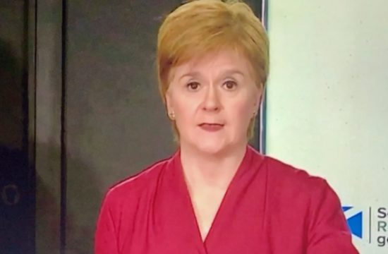 Sturgeon apologises to students over controversial results