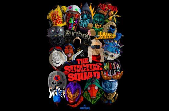 The Suicide Squad - DC FanDome exclusive