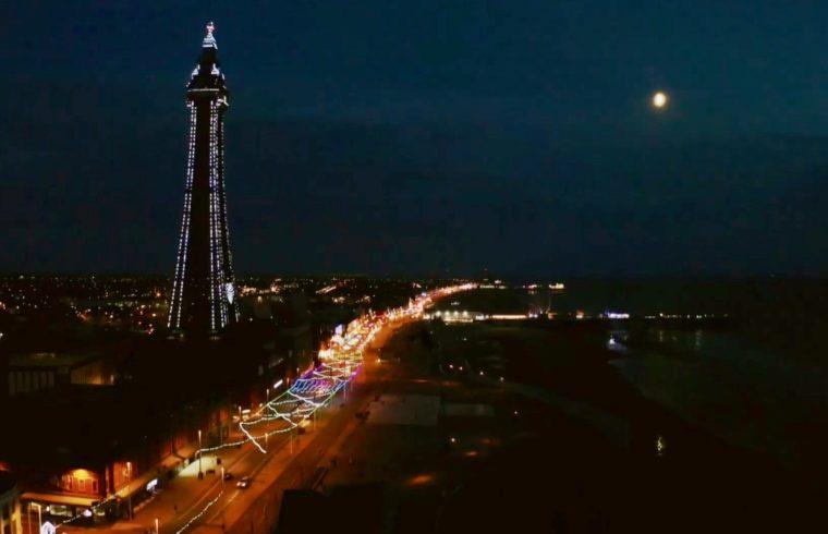 Blackpool illuminated