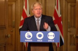 Coronavirus: PM announces Rule of Six