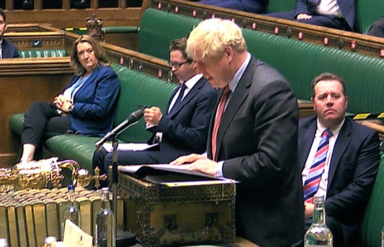 PM - Boris Johnson
