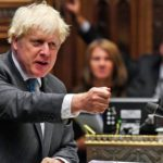 Boris Johnson announces second Covid shutdown