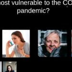 vulnerable and pandemic