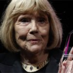 Diana Rigg with special award