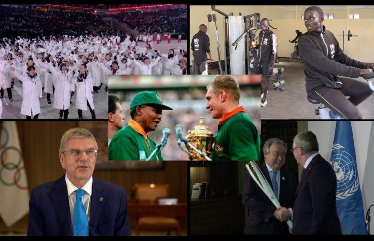 IOC International Day of Peace