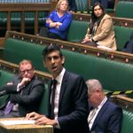 Live: Rishi Sunak delivers spending review