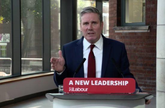 Keir Starmer Leader Speech