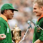 Nelson Mandela and Rugby Cup