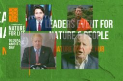 UN Live Leaders - nature and people