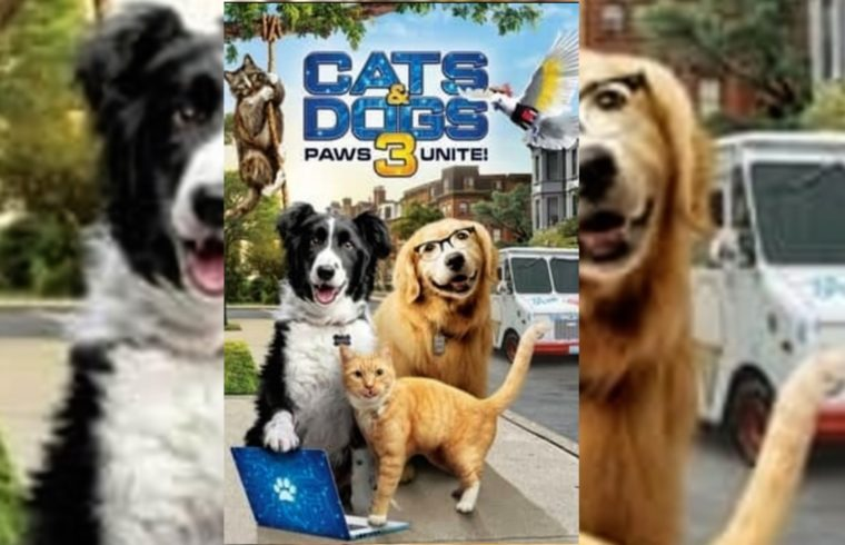 Cats & Dogs: Paws Unite! - Trailer