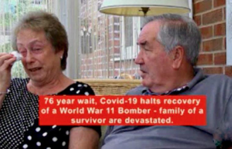Leonard Shrubsall found after 75 years