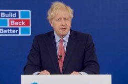 Live: Boris Johnson addresses virtual conference