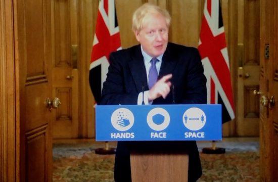 Boris Johnson covid-19 and Manchester