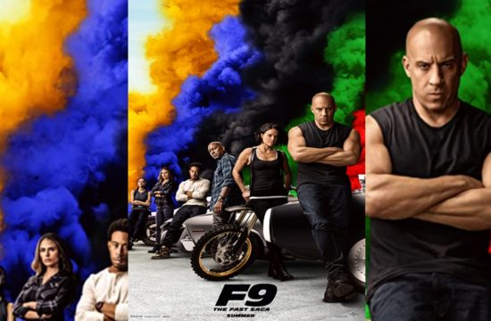 Fast and Furious 9 - Trailer