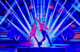 Strictly come Dancing: HRVY and Janette the JIVE!