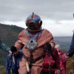 Lloyd Scott three peaks challenge