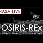 NASA Live: OSIRIS-REx asteroid sample collection attempt