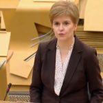 Nicola Sturgeon and new Scottish restrictions