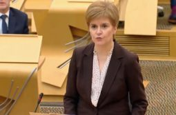 Nicola Sturgeon and new Scottish restrictions
