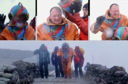 Fundraiser Succeeds Epic Three Peaks Challenge