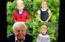 Royal Kids quiz David Attenborough